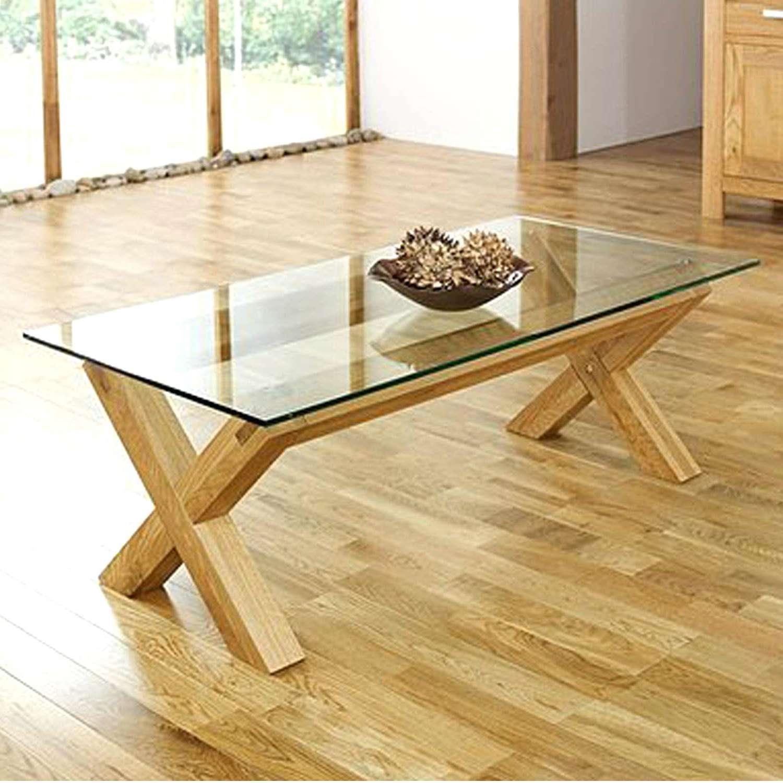 Popular Oak And Glass Coffee Table Inside Oak And Glass Coffee Table R R Small Oak Coffee Table Sale (View 15 of 20)