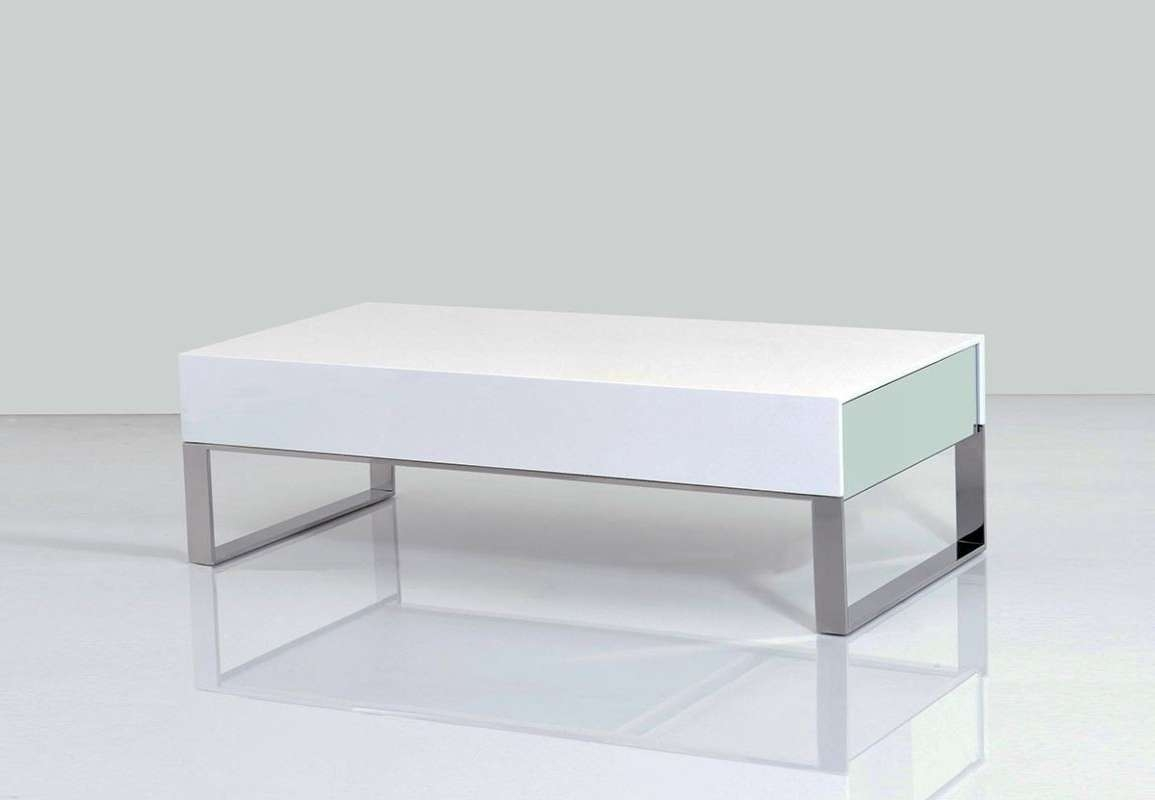 Popular Oval White Coffee Tables Regarding Coffee Tables : Side Table Black And White Coffee Contemporary (View 20 of 20)
