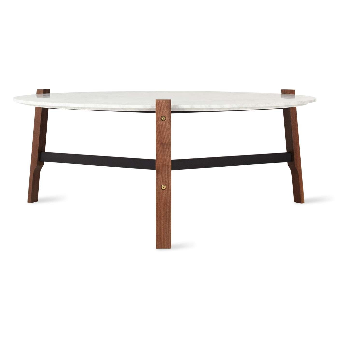 Popular Range Coffee Tables With Free Range Coffee Table – Round Marble Coffee Table (View 16 of 20)