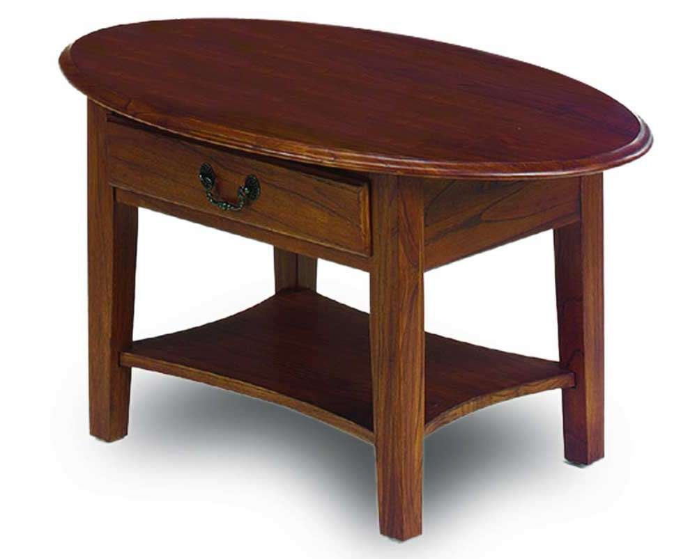 Popular Round Coffee Tables With Drawers Throughout Small Coffee Tables As Essential Living Room Furniture (View 17 of 20)