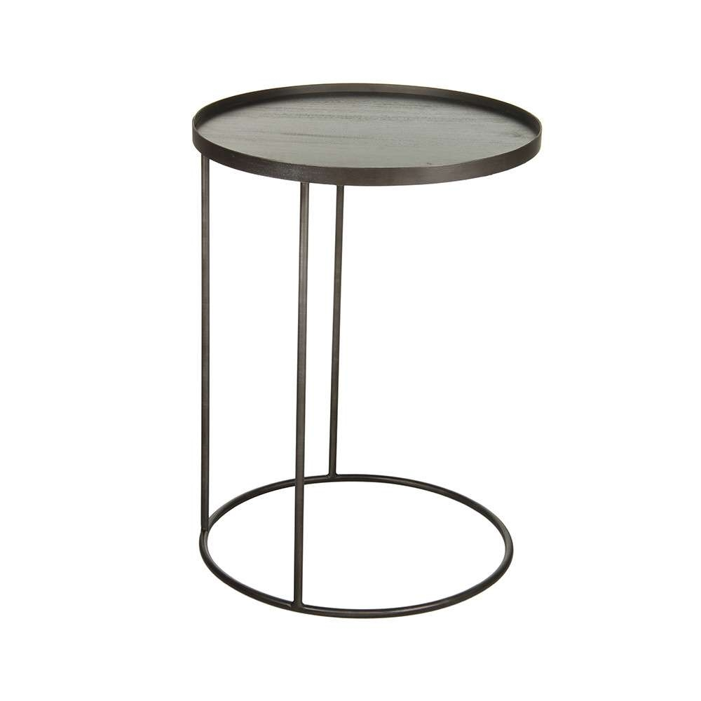 Popular Round Tray Coffee Tables With Regard To Buy Notre Monde Round Tray Table (View 15 of 20)