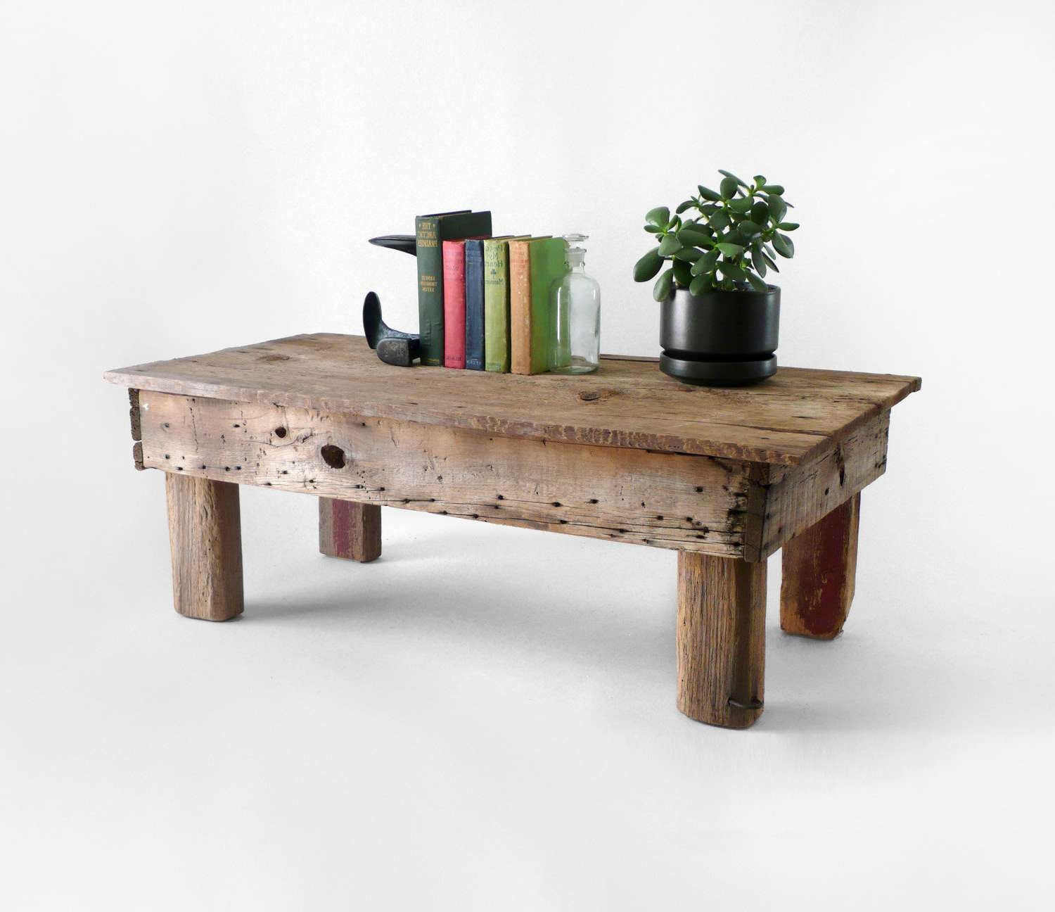 Popular Rustic Wooden Coffee Tables Regarding 13 Most Inspirational Rustic Wood Coffee Table Ideas For You To (View 14 of 20)