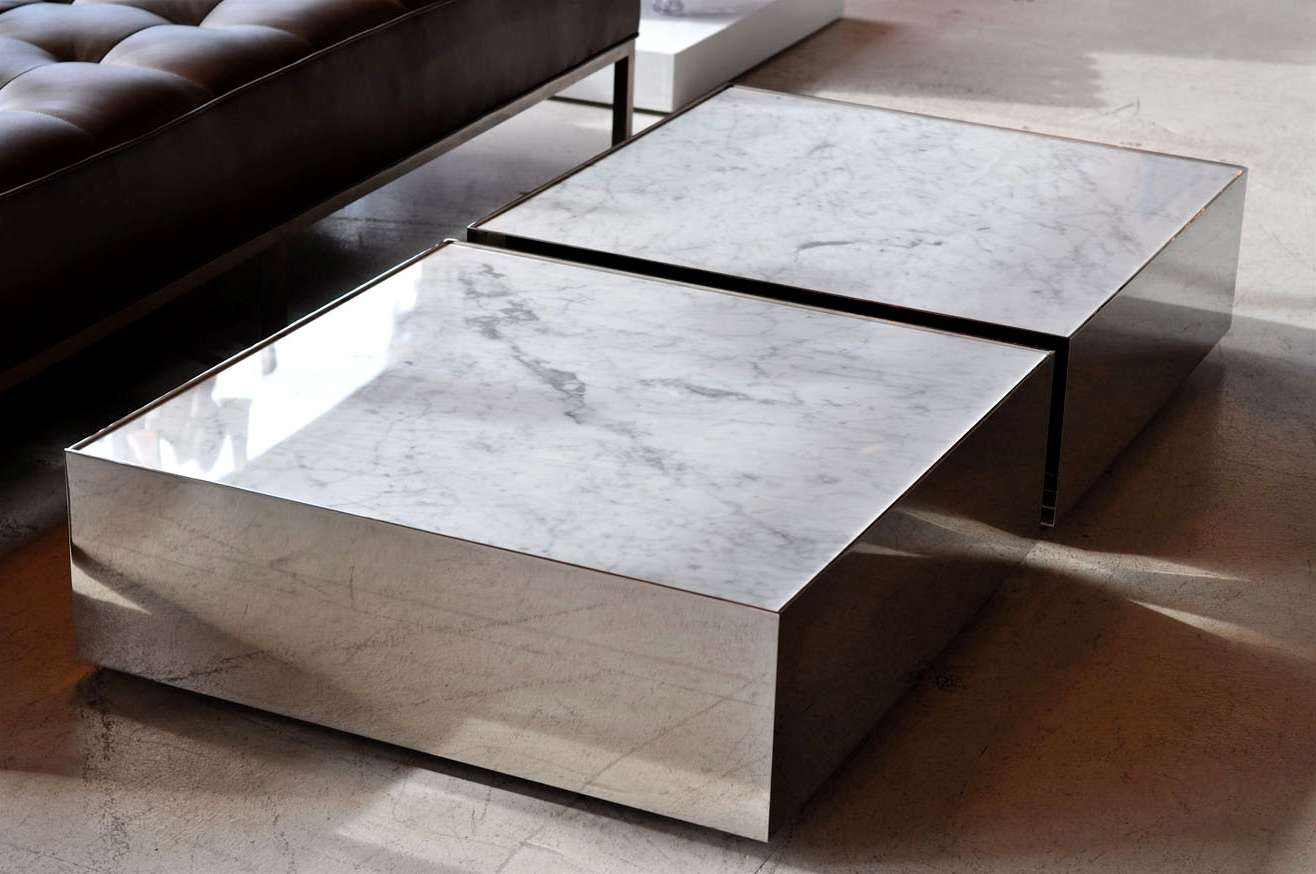 Popular Small Marble Coffee Tables With Small Marble Coffee Table (View 3 of 20)