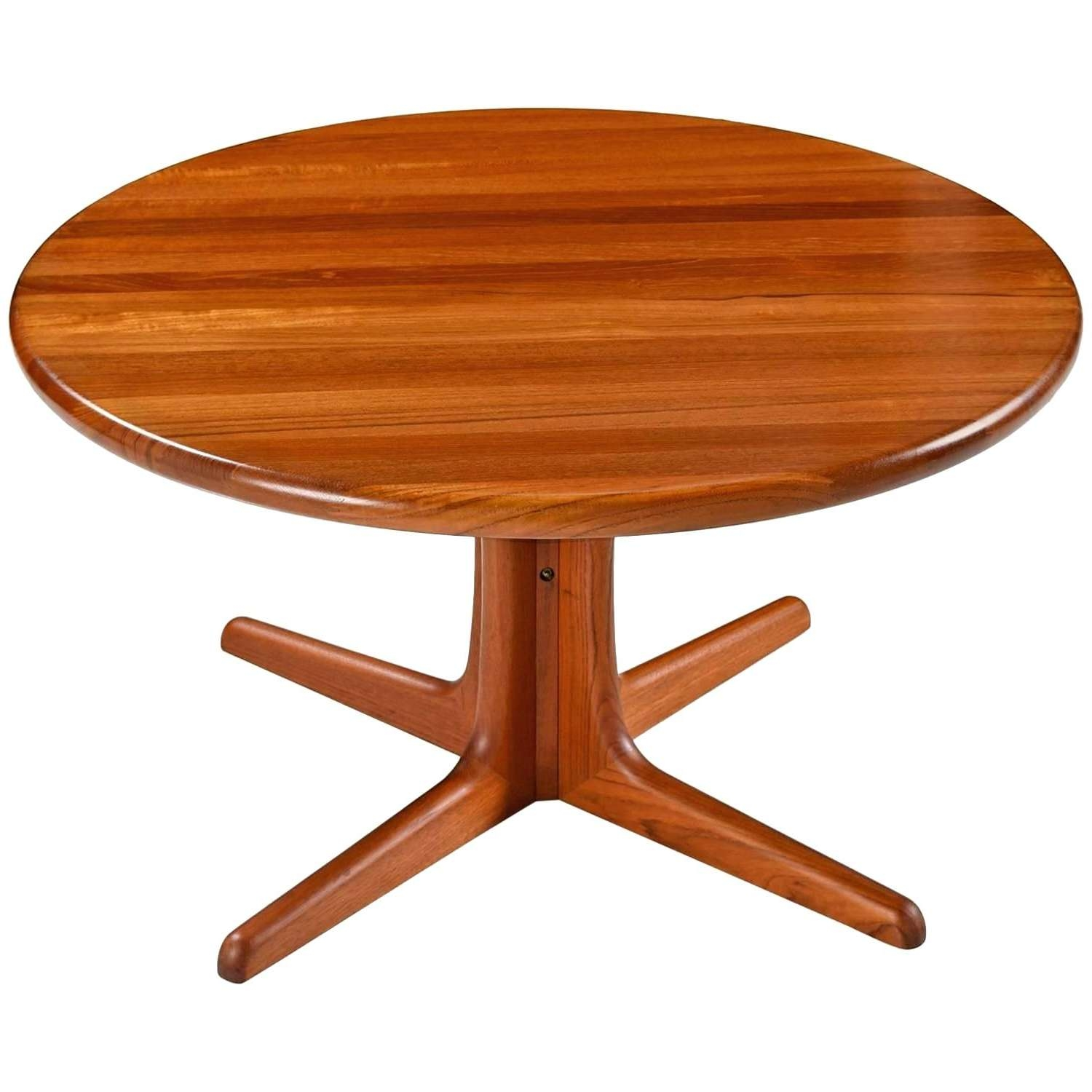 Popular Solid Round Coffee Tables With Solid Round Coffee Table S Solid Wood Coffee Table – Fieldofscreams (View 6 of 20)