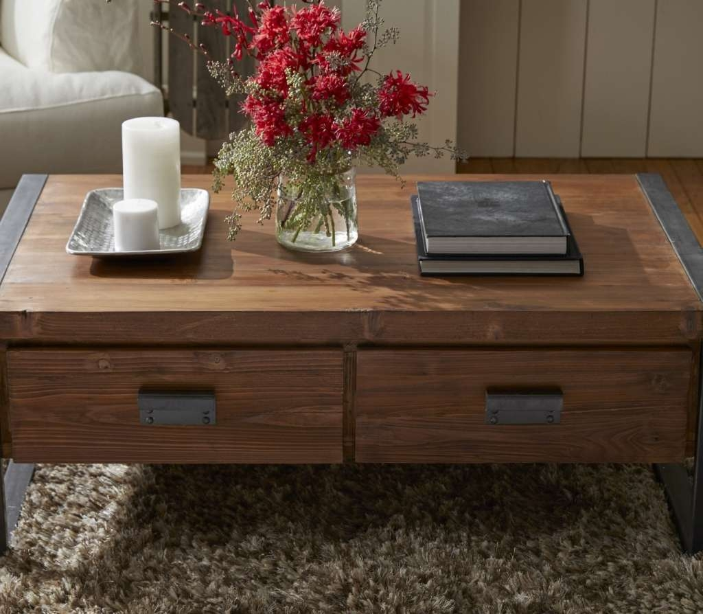 Popular Square Coffee Tables With Drawers Intended For Furniture: Lovely Coffee Table With Drawers – Coffee Table With (View 17 of 20)