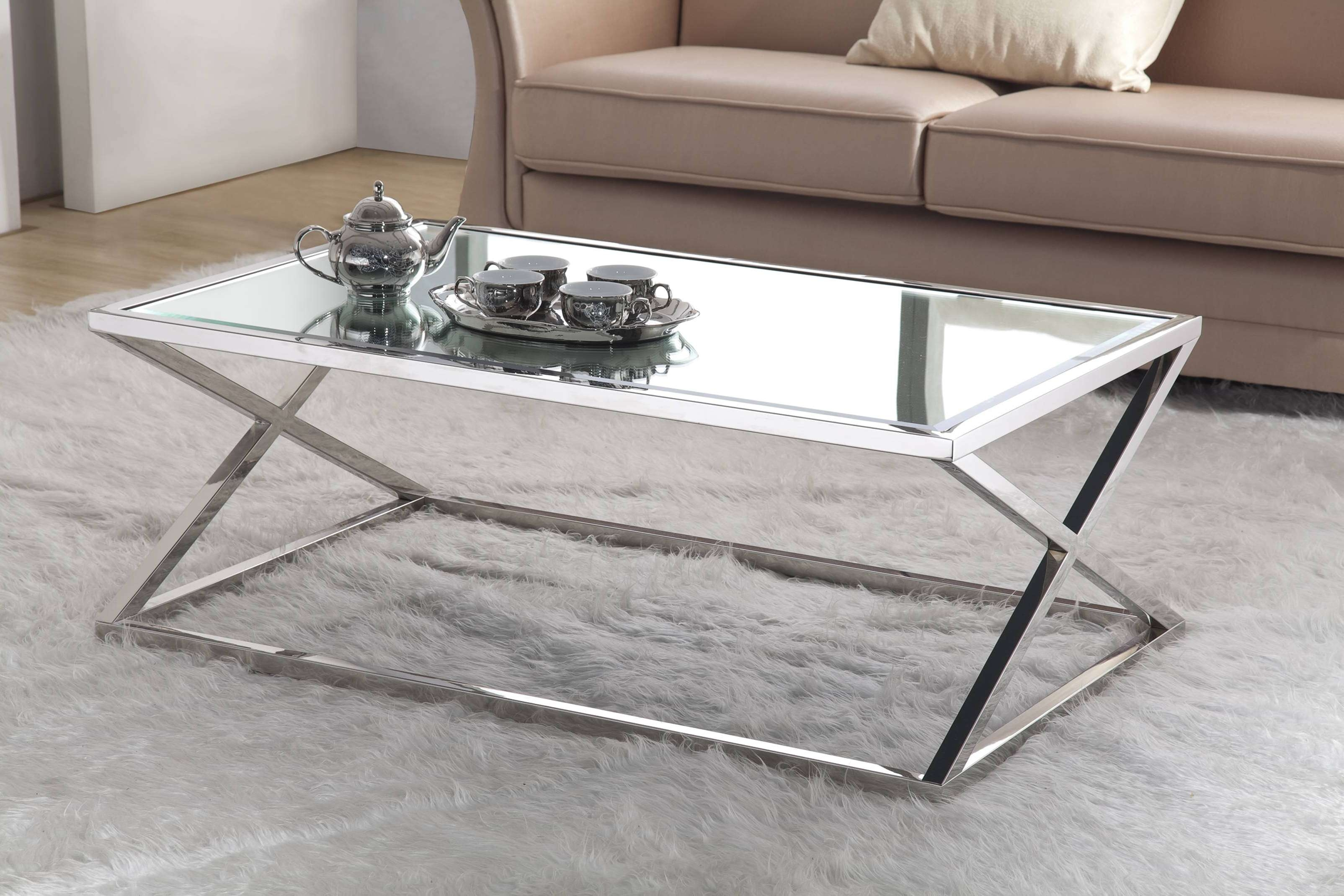 Popular Stylish Coffee Tables Within Coffee Tables : Stylish Coffee Table Unique White Pine Live Edge (View 2 of 20)