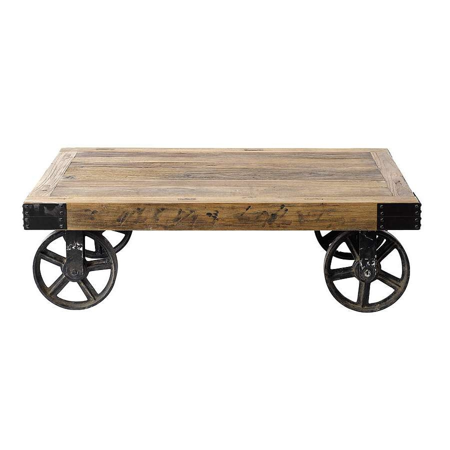 Featured Photo of Wheels Coffee Tables