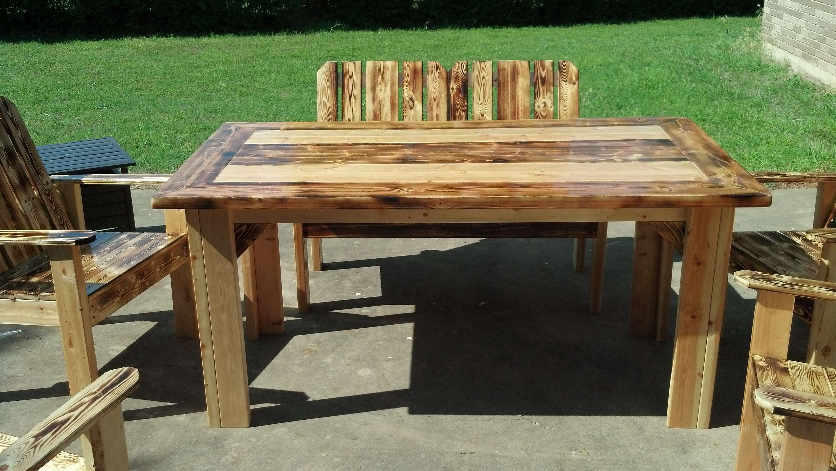 Popular Wooden Garden Coffee Tables With Regard To Wooden Patio Furniture – Free Online Home Decor – Projectnimb (View 15 of 20)