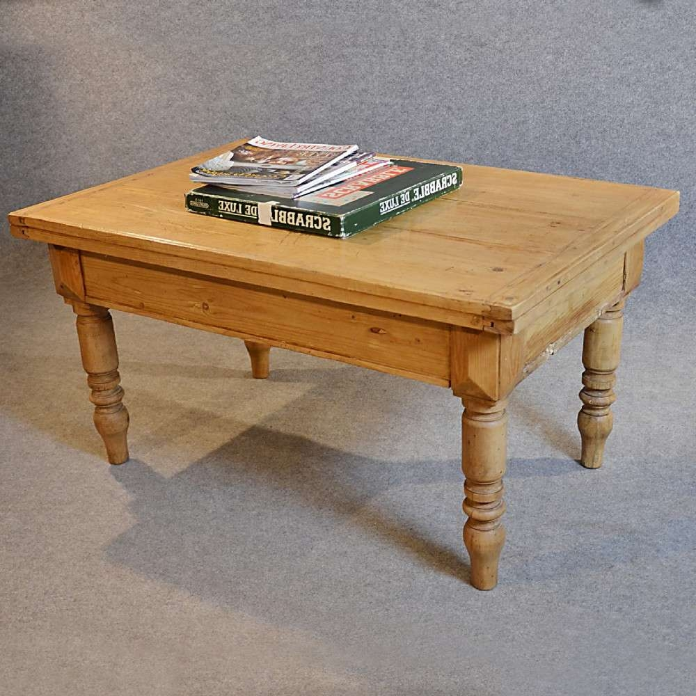 Preferred Antique Pine Coffee Tables Throughout Coffee Tables : Antique Coffee Table Tables Wood Circa Wooden (View 15 of 20)