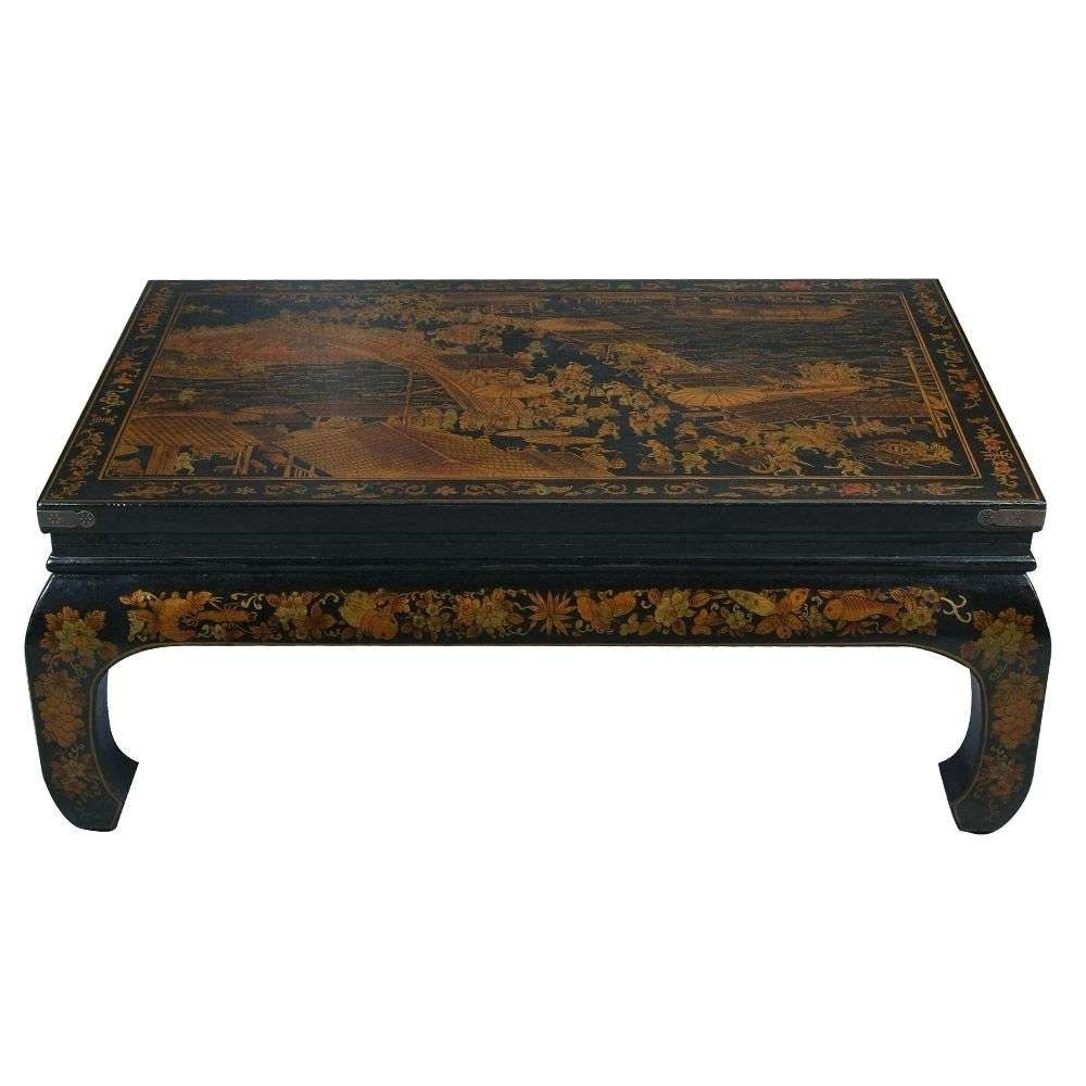 Preferred Chinese Coffee Tables Pertaining To Coffee Table : Chinese Coffee Table With Stools Antique Tables For (View 17 of 20)