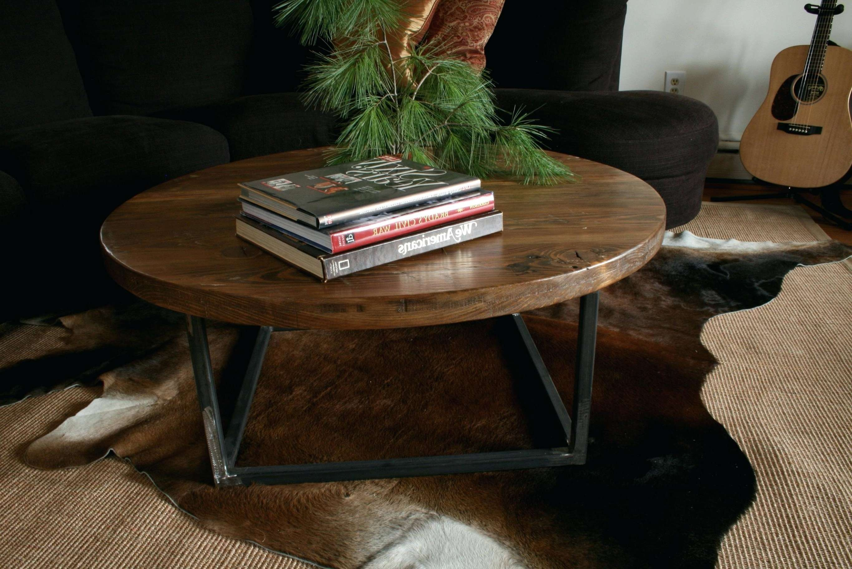 Preferred Chunky Rustic Coffee Tables Within Articles With Chunky Rustic Oak Coffee Table Tag: Chunky Rustic (View 14 of 20)