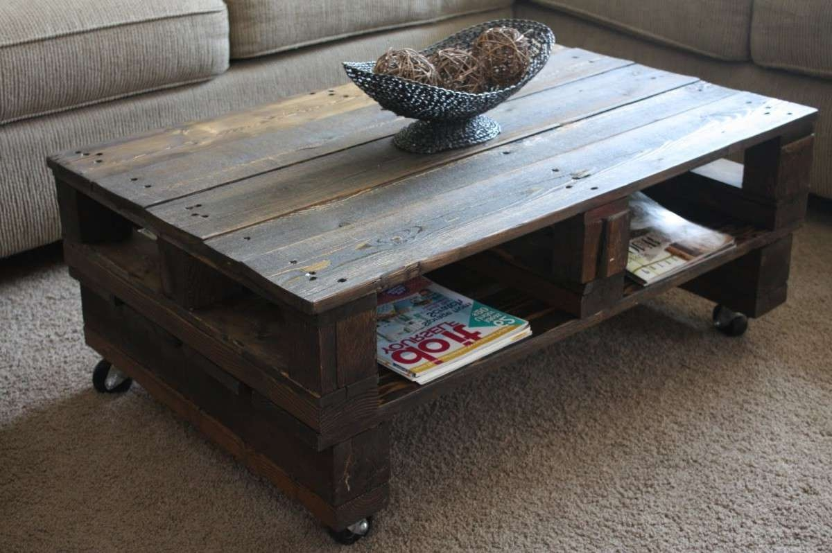Featured Photo of Coffee Tables With Magazine Storage