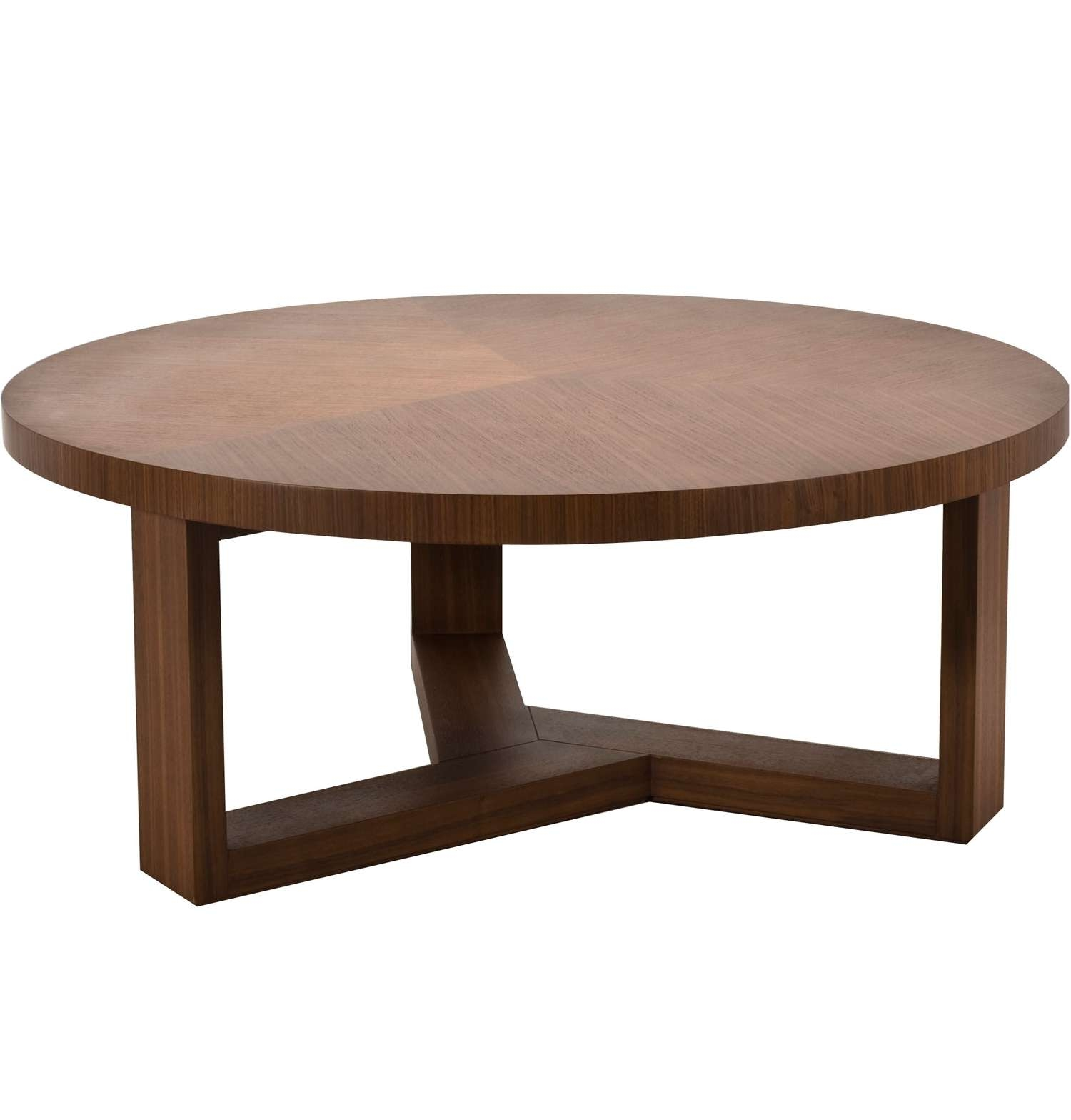 Preferred Dark Wood Round Coffee Tables With Regard To Coffee Tables : Round Table Coffee Glass Top Circle Square And (View 19 of 20)