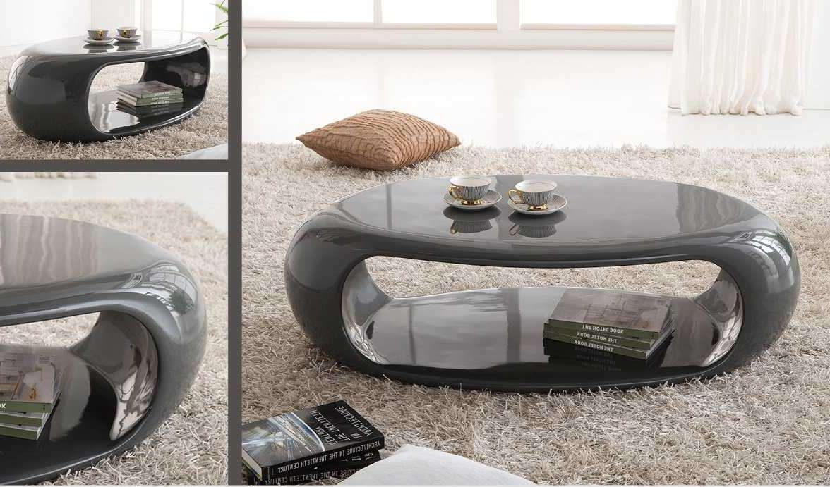 Preferred Gloss Coffee Tables Within Coffee Table Black Gloss (View 7 of 20)