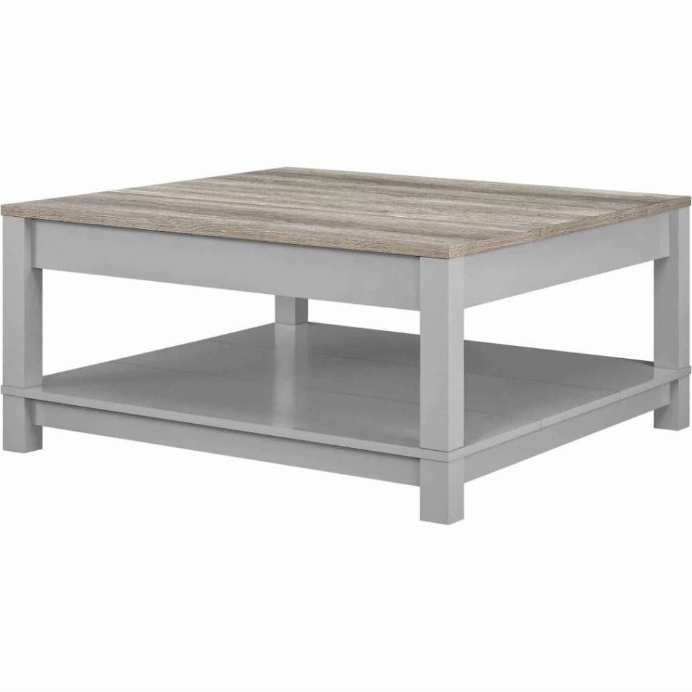 Preferred Gray Wash Coffee Tables Inside Coffee Tables : Gray Washee Table Wooden Spool Grey Tablegray (View 13 of 20)