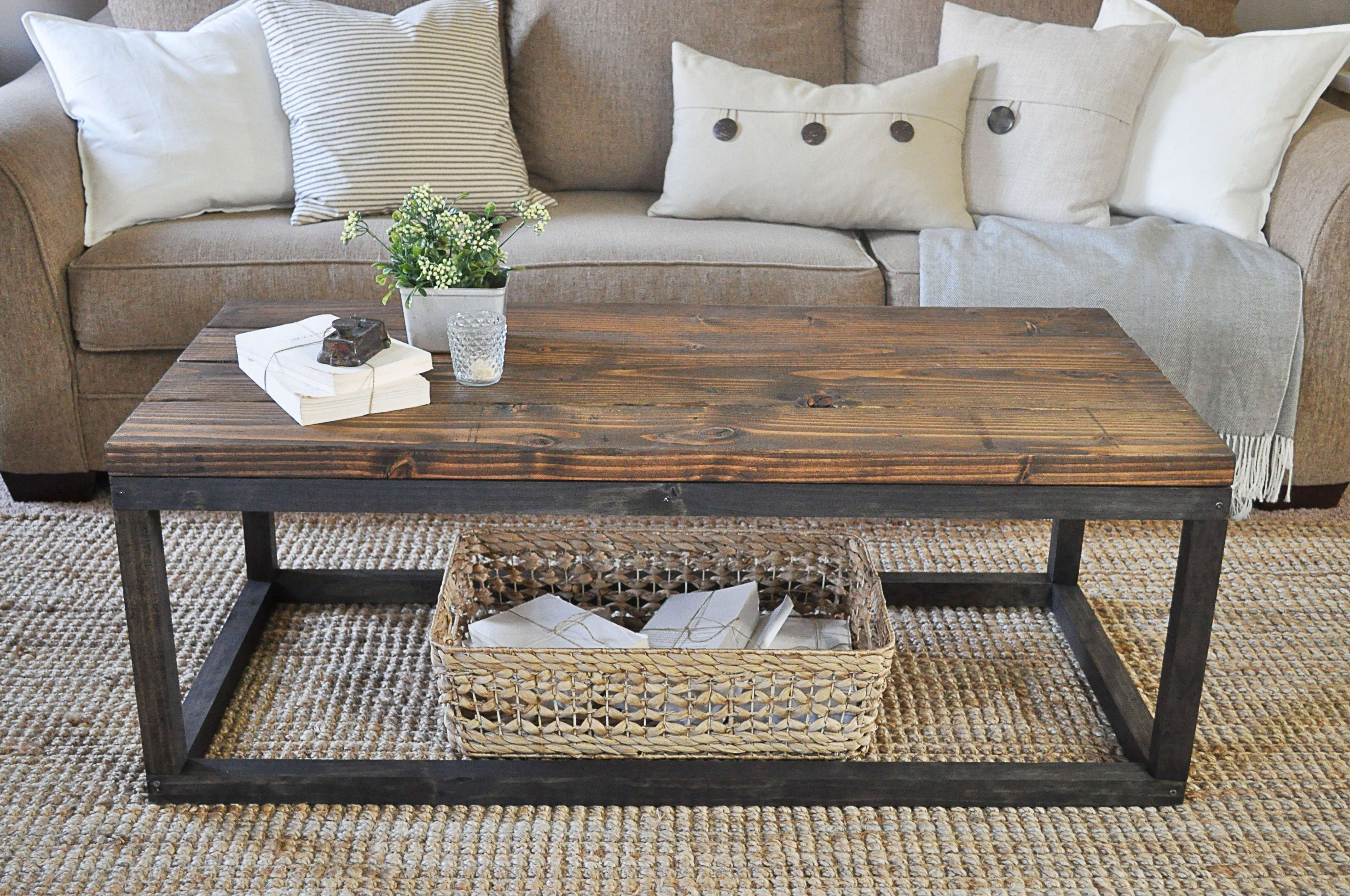 Preferred Industrial Coffee Tables In Industrial Coffee Table – Little Glass Jar (View 17 of 20)