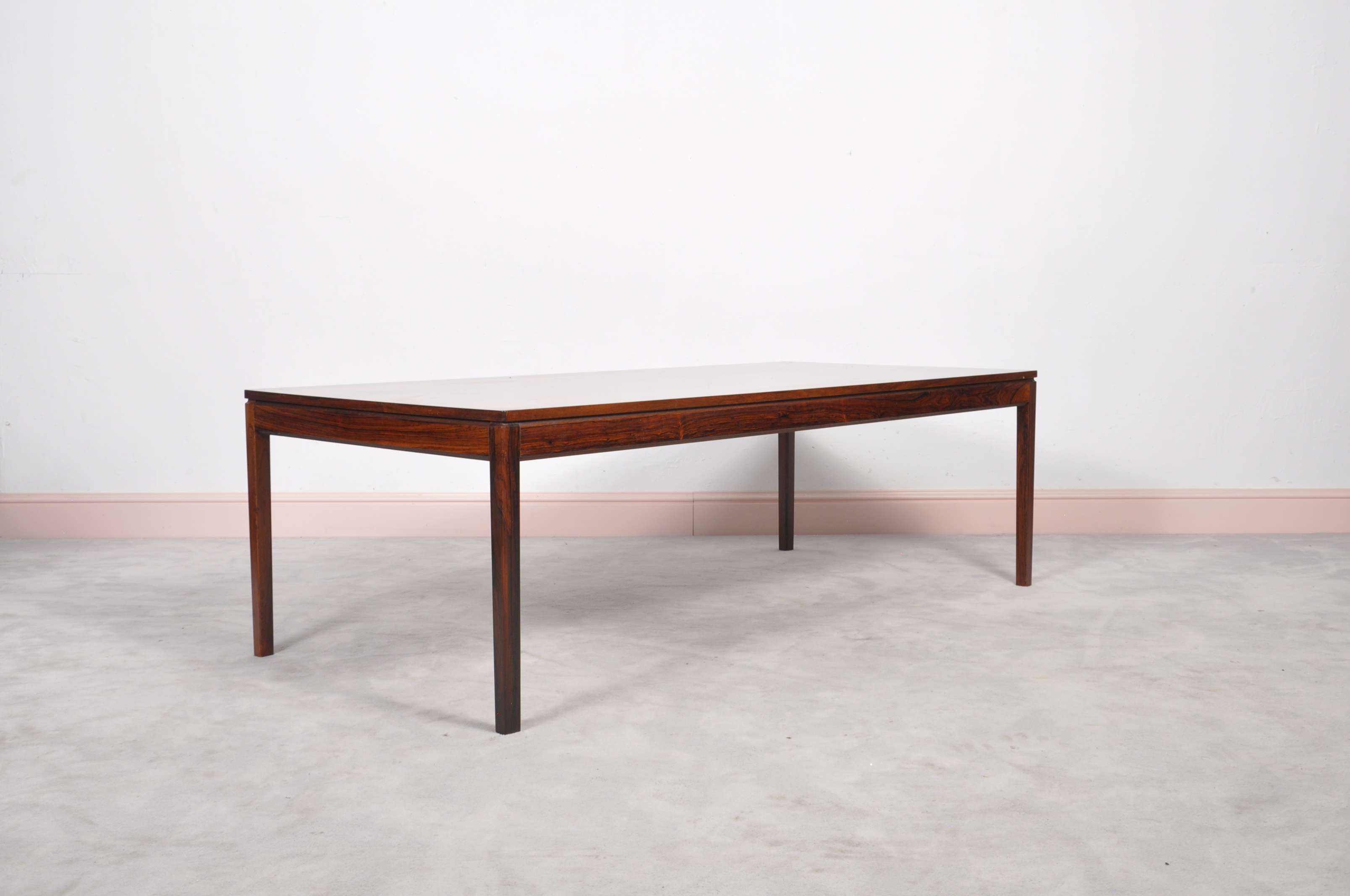 Preferred L Shaped Coffee Tables Within Coffee Tables : Danish Coffee Table In Teak With Glass Top Retros (View 15 of 20)