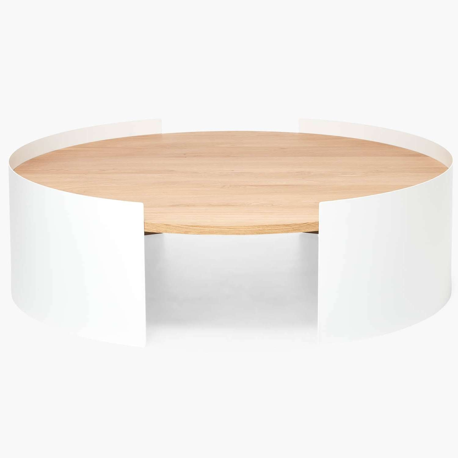20 best collection of large round low coffee tables for Large low coffee table