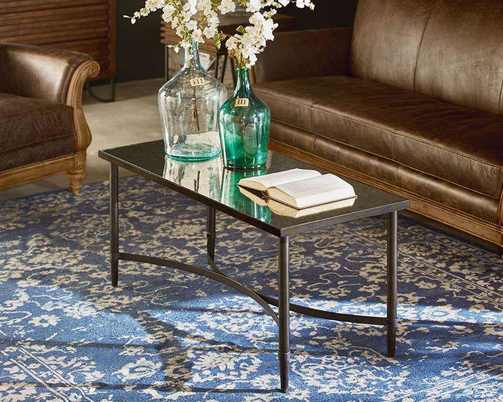 Featured Photo of Mercury Glass Coffee Tables