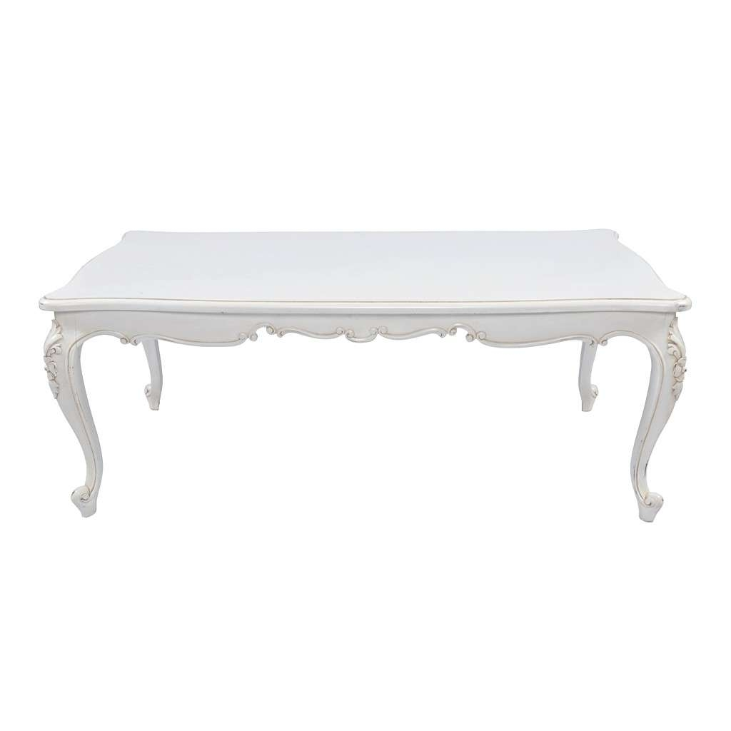 Featured Photo of White Retro Coffee Tables