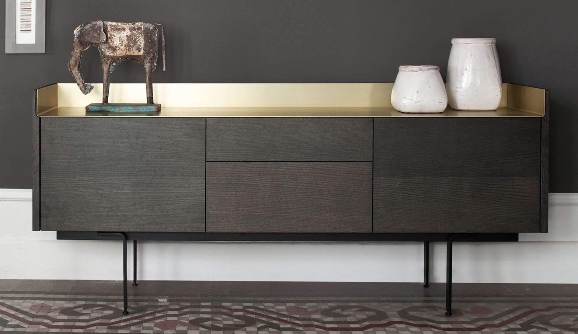 Punt Stockholm 3B Sideboard | Dopo Domani Intended For Stockholm Sideboards (View 6 of 20)