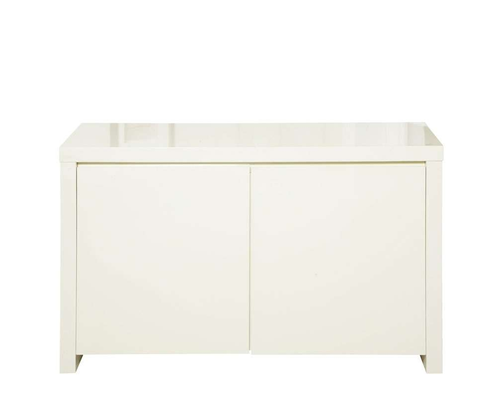 Puro Cream High Gloss Sideboard For High Gloss Sideboards (View 13 of 20)