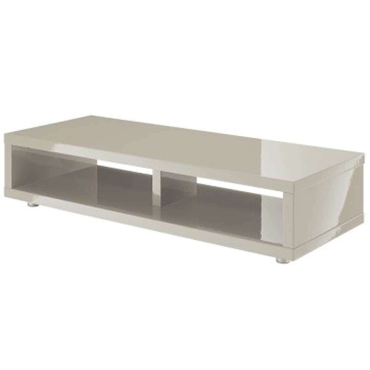 Puro High Gloss Tv Media Unit Stone Or Cream | Fads Pertaining To Cream High Gloss Tv Cabinets (View 12 of 20)