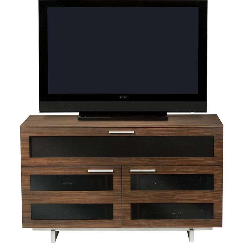 Quality Wooden Rustic Solid Dark Table Media Storage With Wide Tv Cabinets (Gallery 18 of 20)