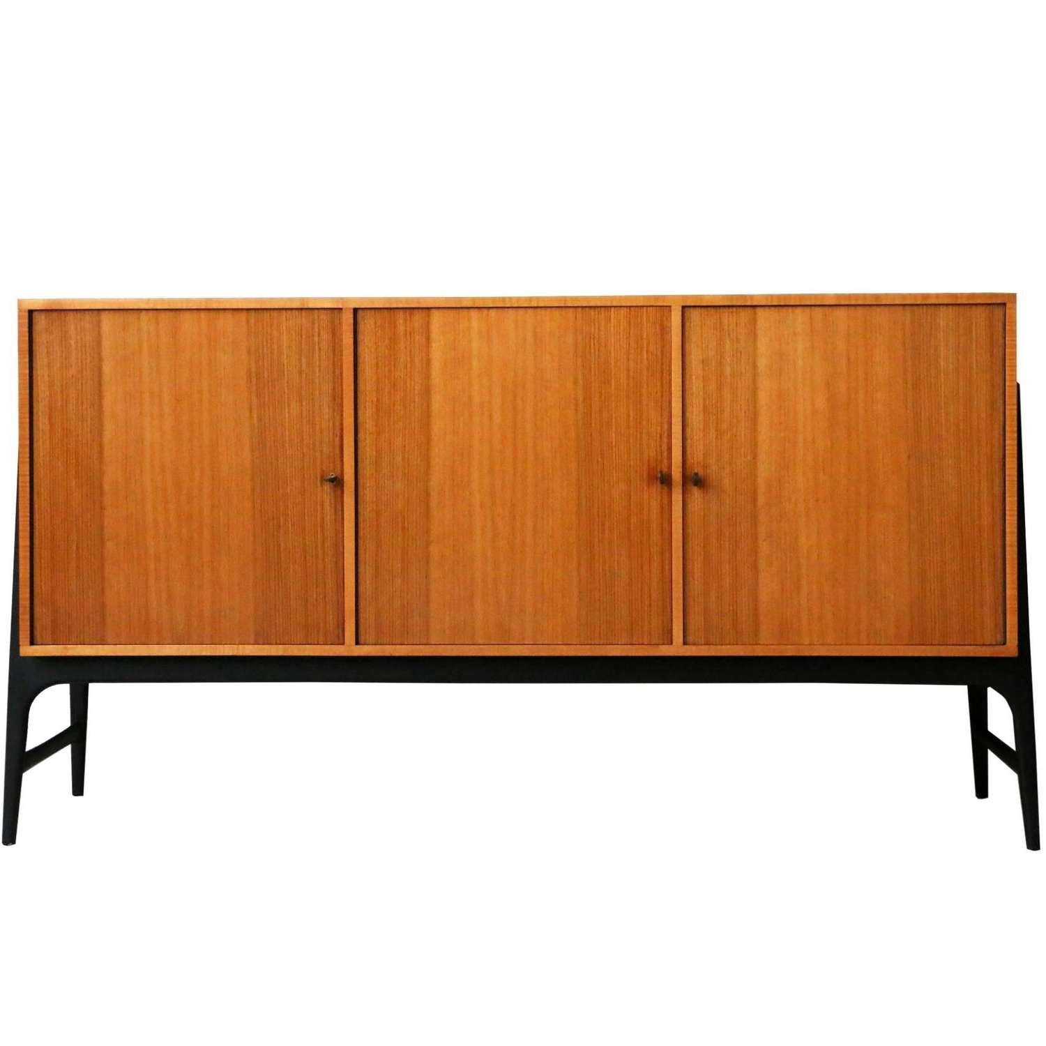 Rare Modernist Sideboardbelgian Architect And Designer Alfred Pertaining To Quirky Sideboards (View 15 of 20)