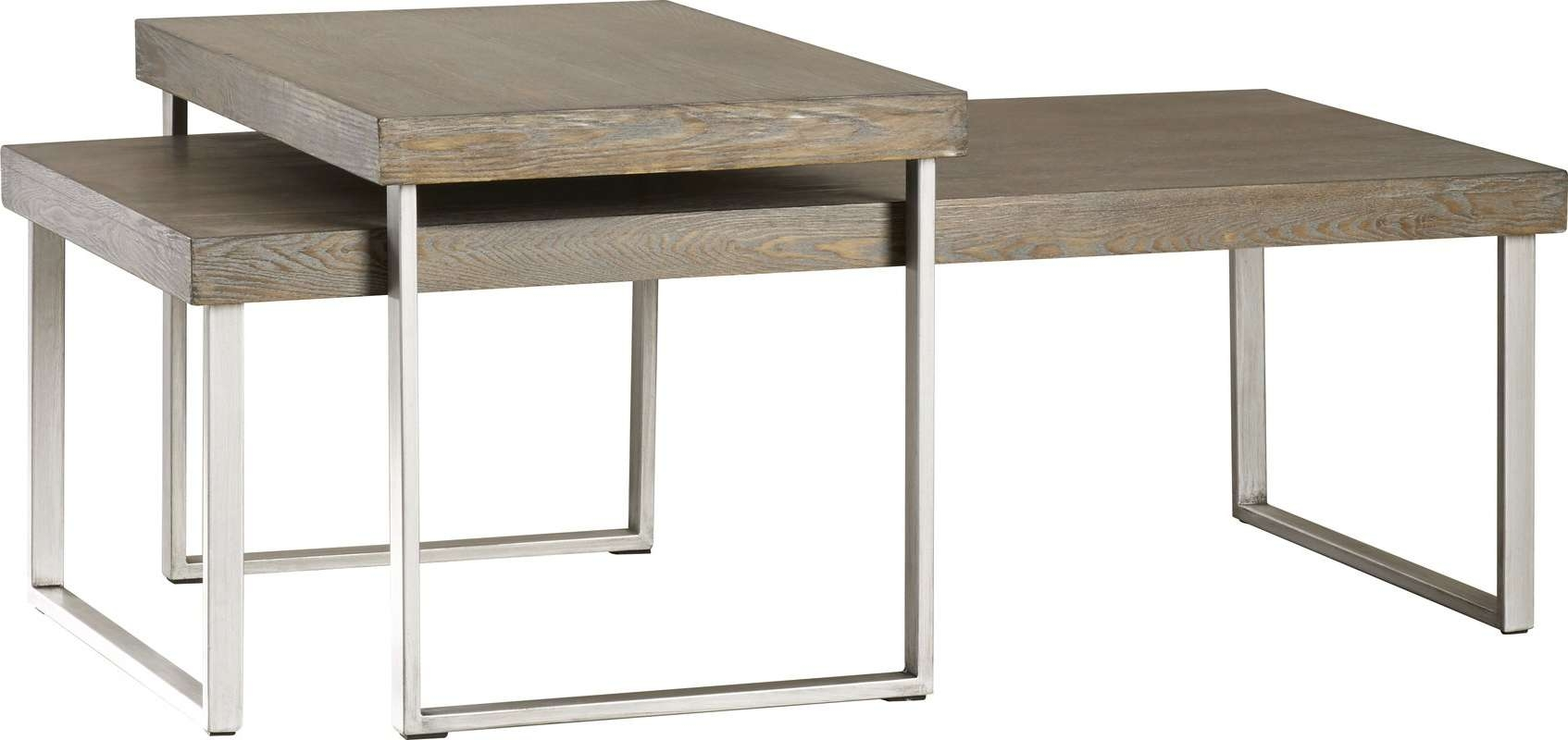 Recent 2 Piece Coffee Table Sets Throughout Mercury Row Asine 2 Piece Coffee Table Set & Reviews (View 10 of 20)