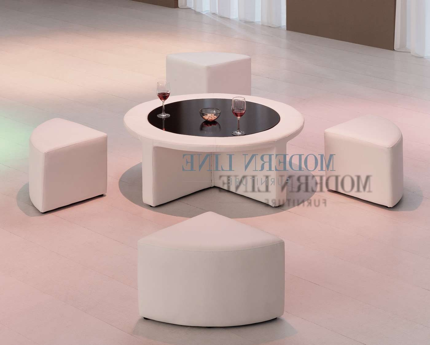 Recent Coffee Table With Stools Regarding Modern Line Furniture – Commercial Furniture – Custom Made (View 19 of 20)