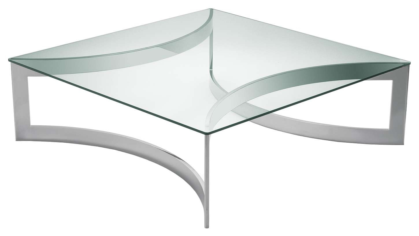 Recent Glass Steel Coffee Tables With Regard To Coffee Table, Stainless Steel And Glass Coffee Table Stainless (View 12 of 20)