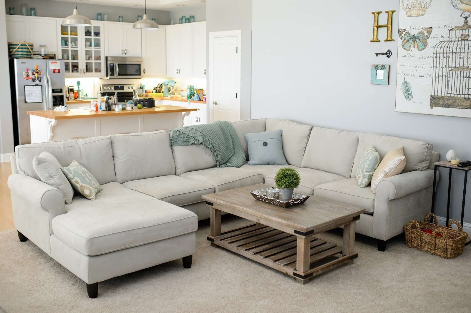 Recent Joss And Main Coffee Tables In Hill Country Housewife: A New Coffee Table! (View 4 of 20)