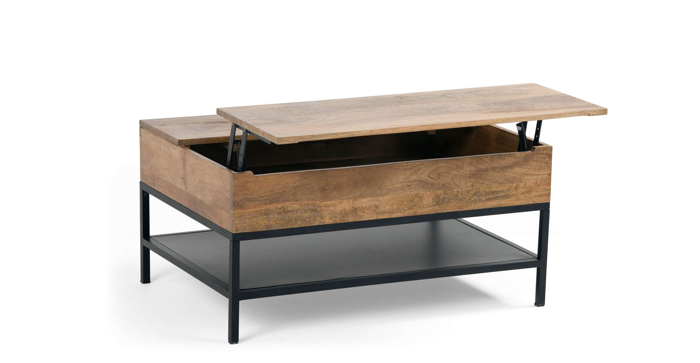 Recent Mango Coffee Tables With Coffee Tables : Swazi Coffee Mango Wood Table With Tray Koala Tree (View 17 of 20)