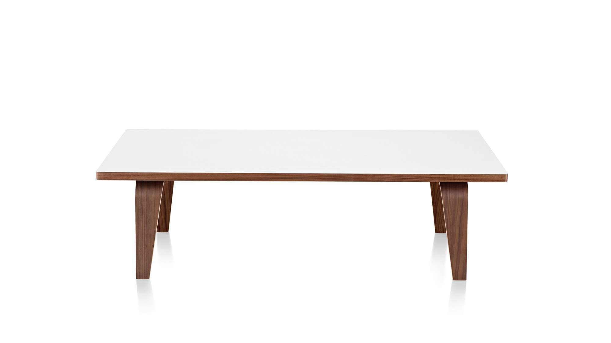 Recent Rectangular Coffee Tables Pertaining To Eames Rectangular Coffee Table – Herman Miller (View 4 of 20)