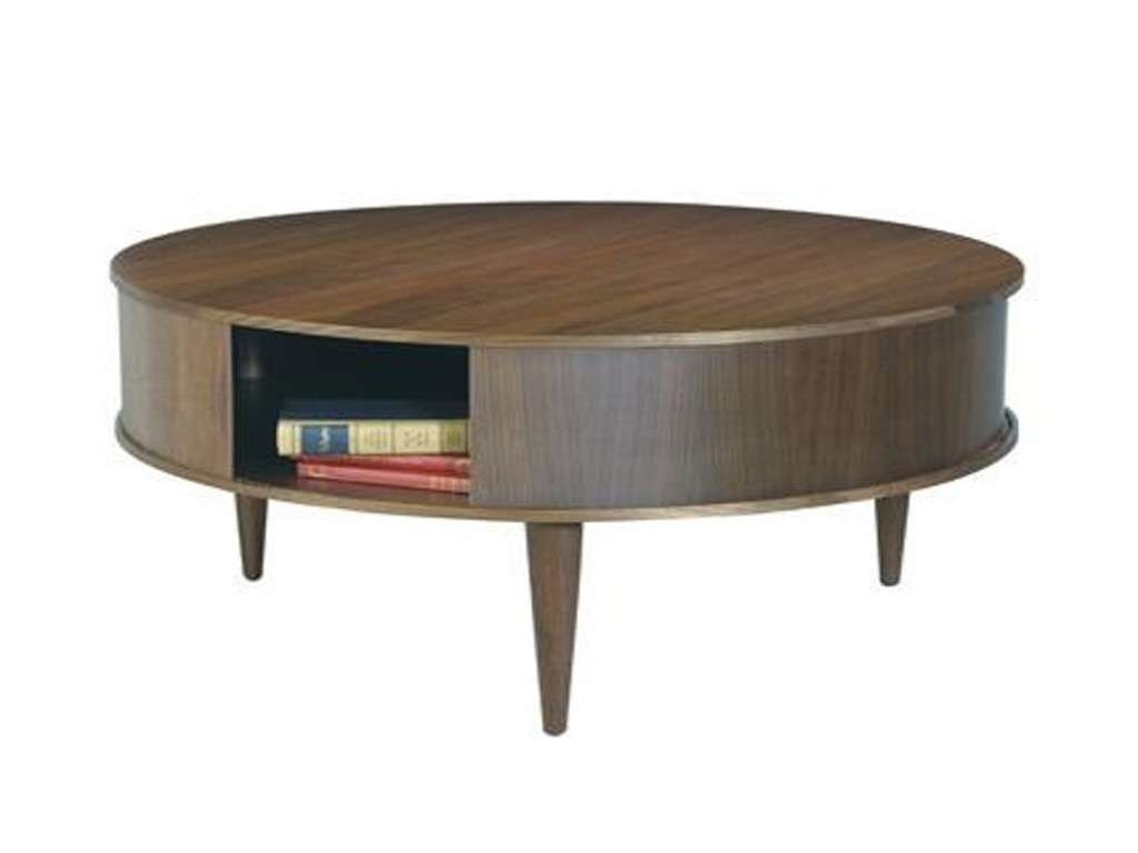 Recent Round Storage Coffee Tables With Furniture: Round Coffee Table With Storage Luxury Wayfair Coffee (View 13 of 20)