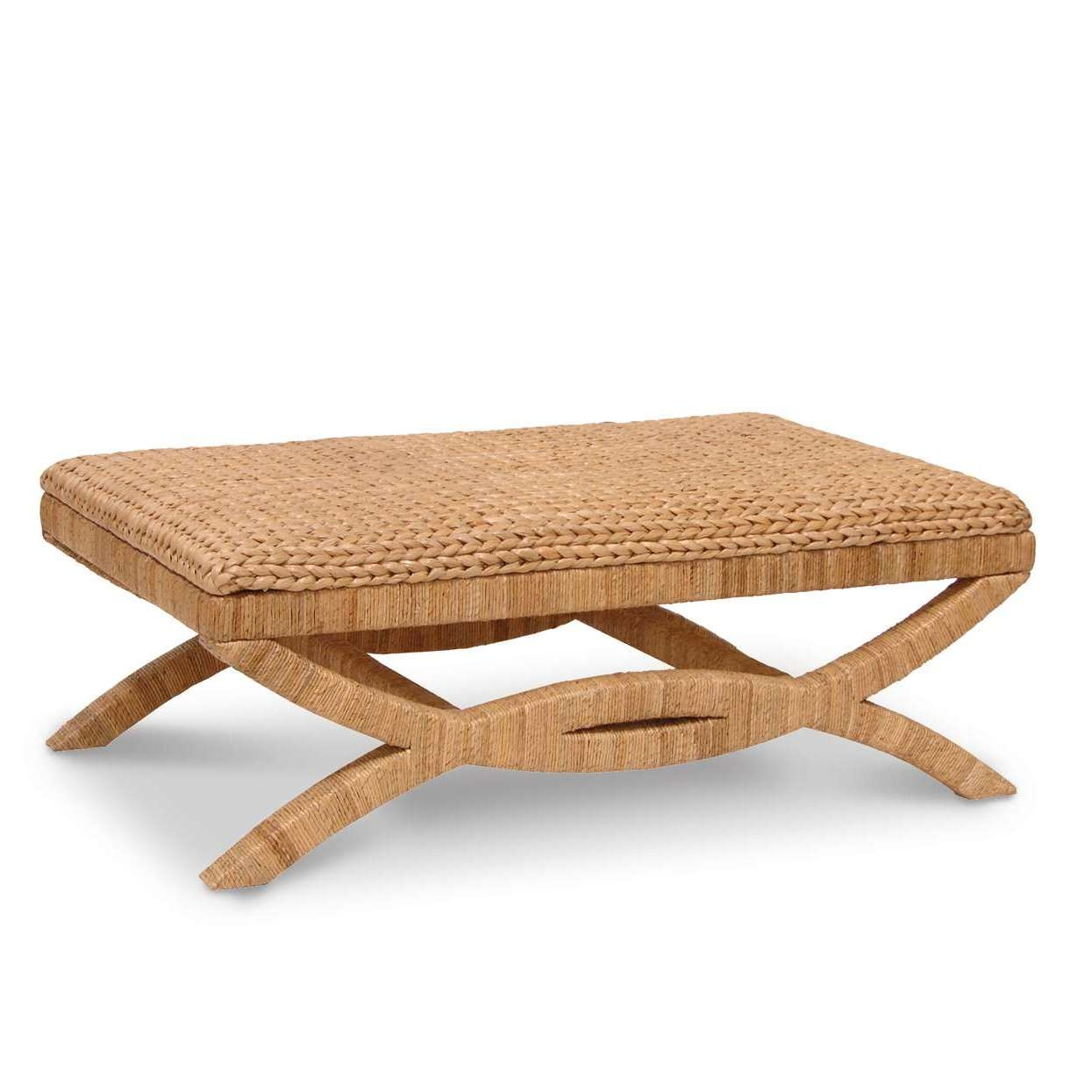 Recent Round Woven Coffee Tables With Seagrass Coffee Table – Decofurnish (View 13 of 20)