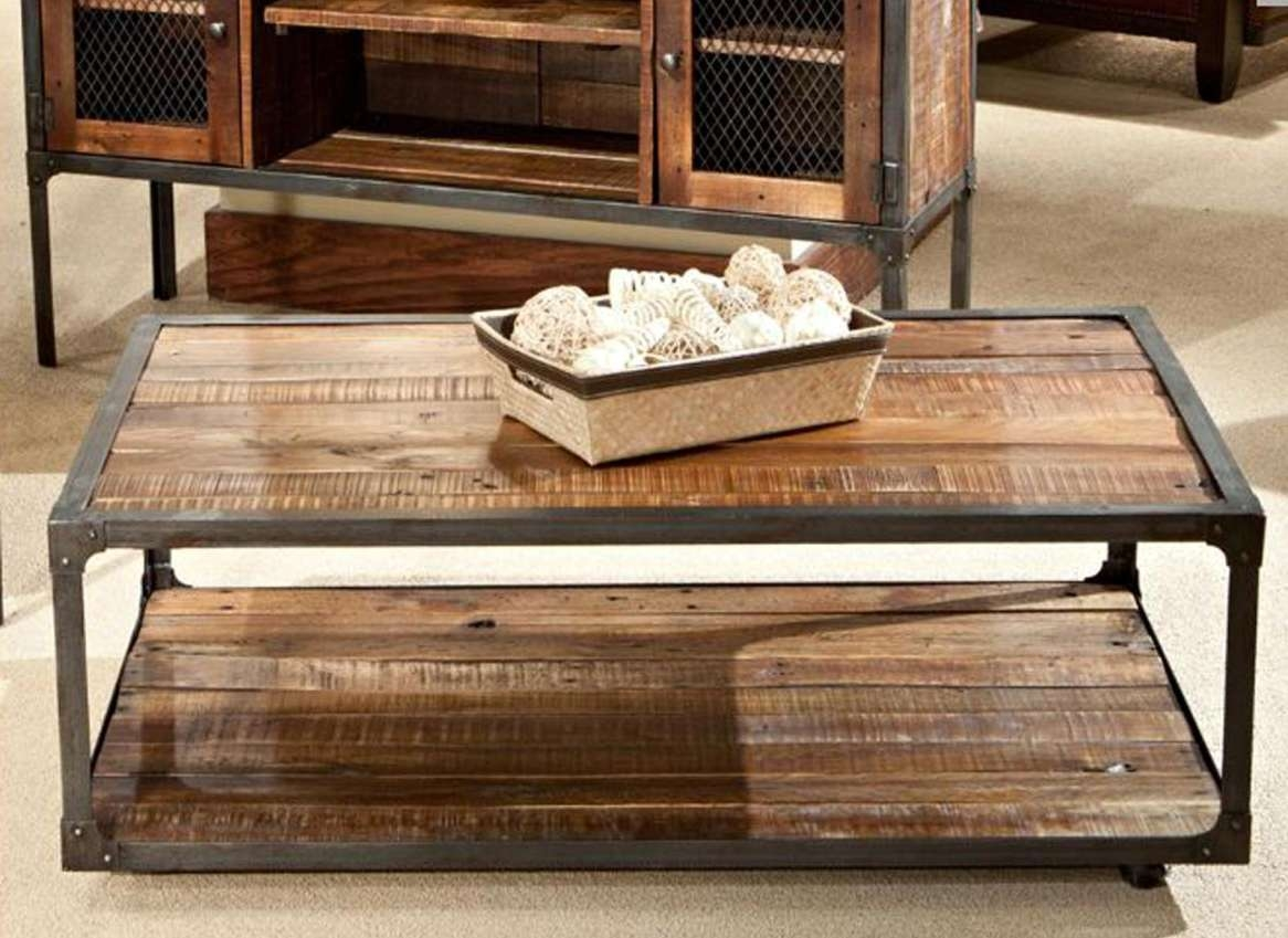 Recent Rustic Looking Coffee Tables With Regard To Coffee Table : Rustic Looking Coffee Tables Wondrous Rustic (View 5 of 20)