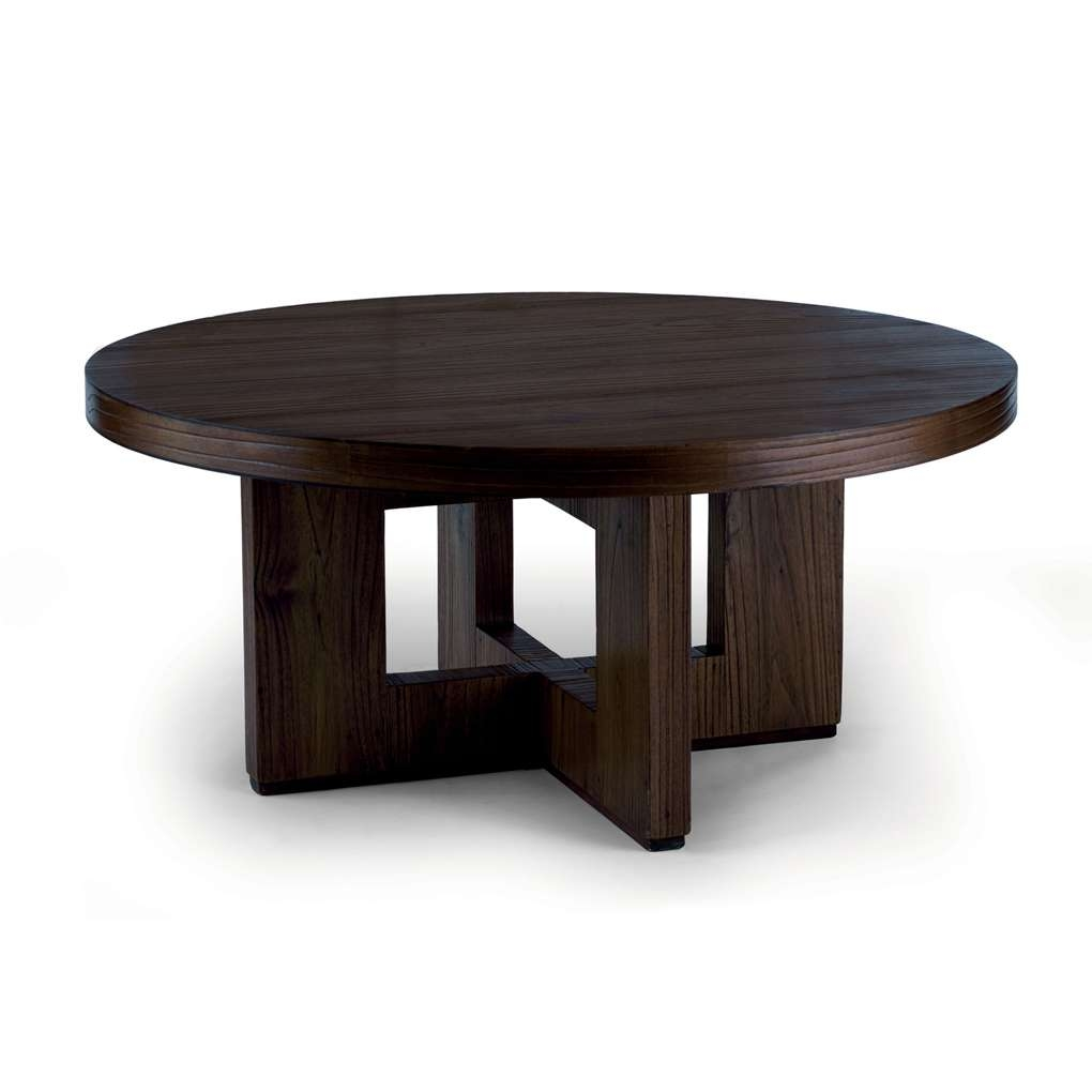 Recent Small Circular Coffee Table For Small Round Coffee Table (View 10 of 20)