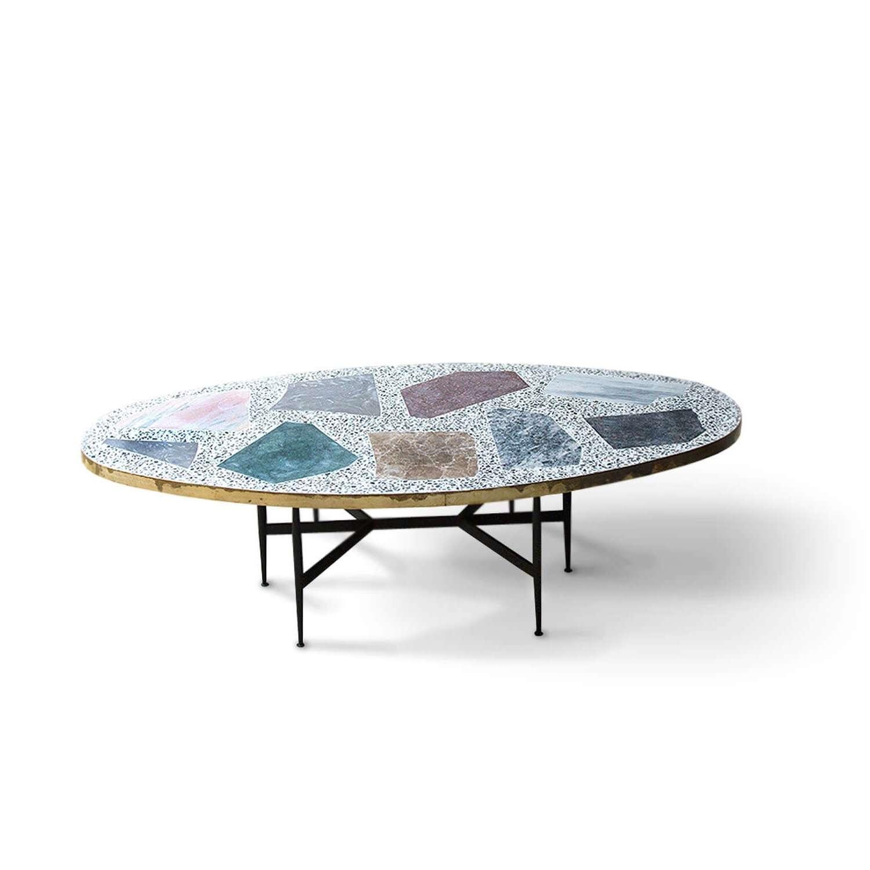 Recent Stone Coffee Table Regarding Magic Stone Coffee Table (View 9 of 20)