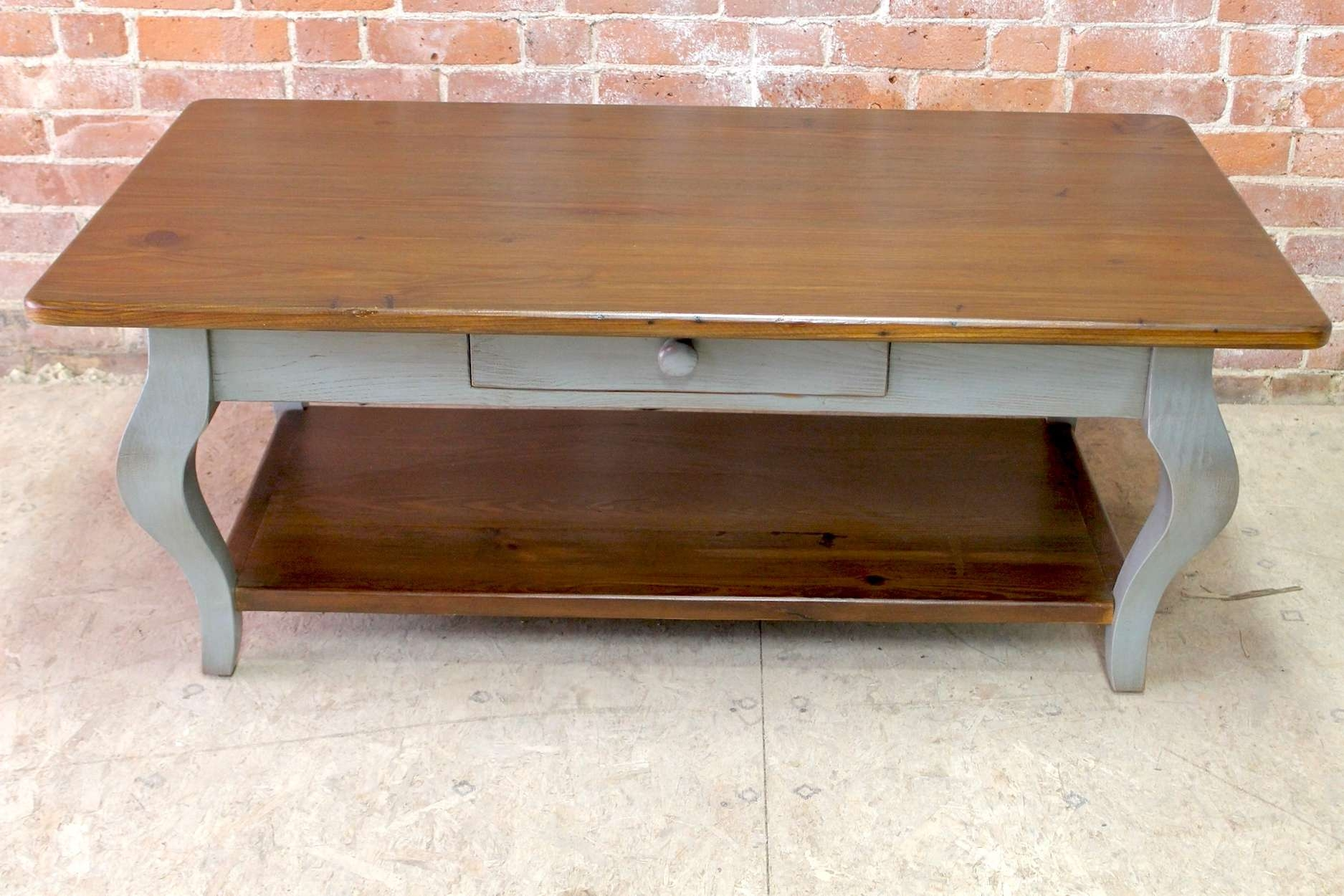 Super Top 20 of Old Pine Coffee Tables VJ95