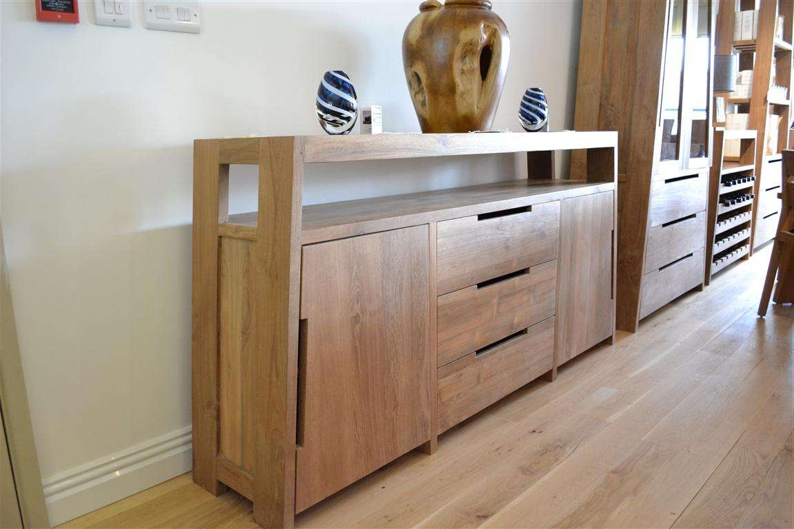 Reclaimed Teak Sideboard – Sahara Intended For Reclaimed Sideboards (View 2 of 20)