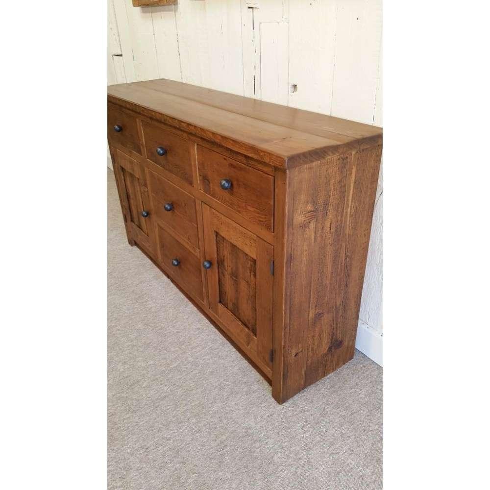 Reclaimed Wood Sideboard Inside Reclaimed Wood Sideboards (View 12 of 20)