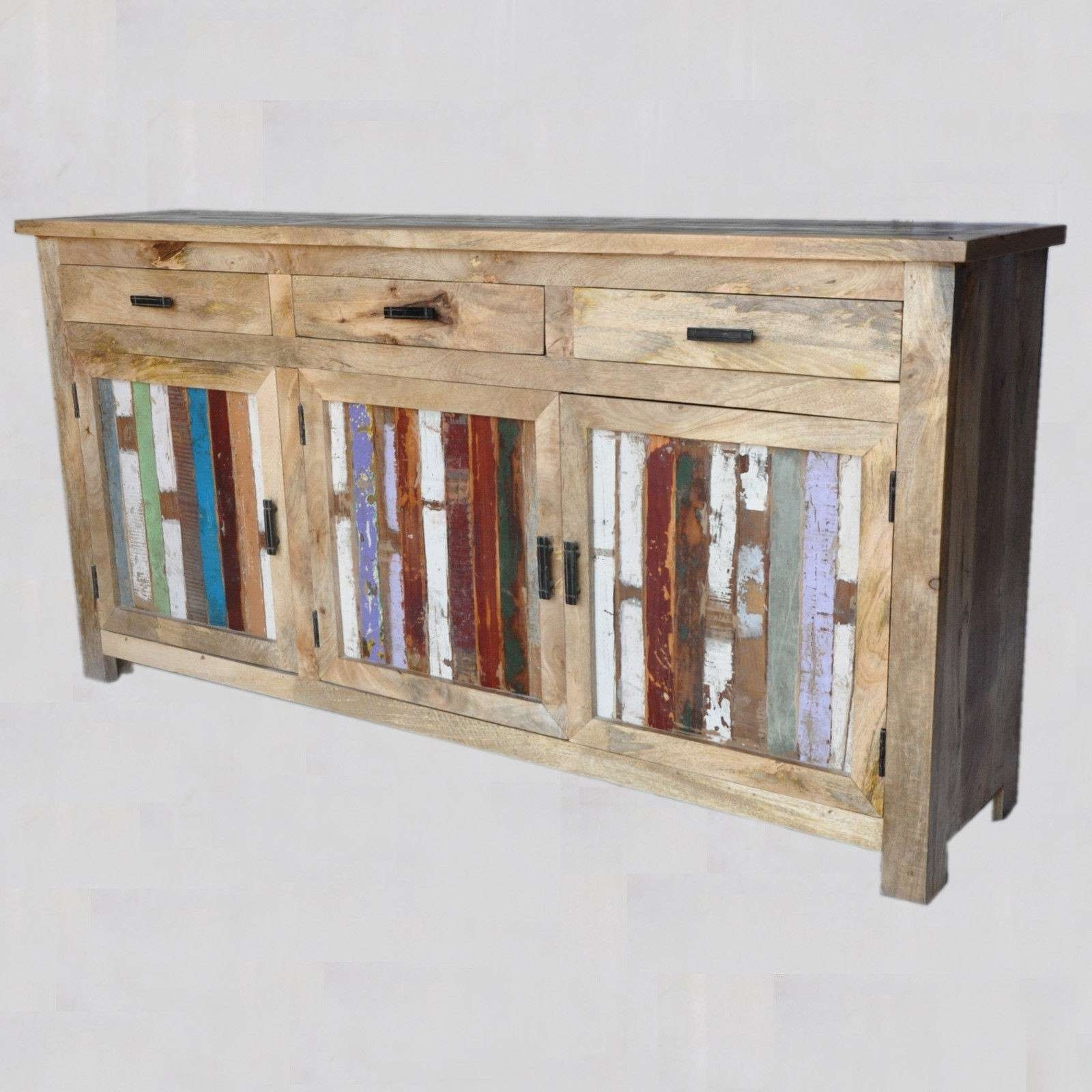Reclaimed Wood Sideboard With Regard To Reclaimed Wood Sideboards (View 14 of 20)