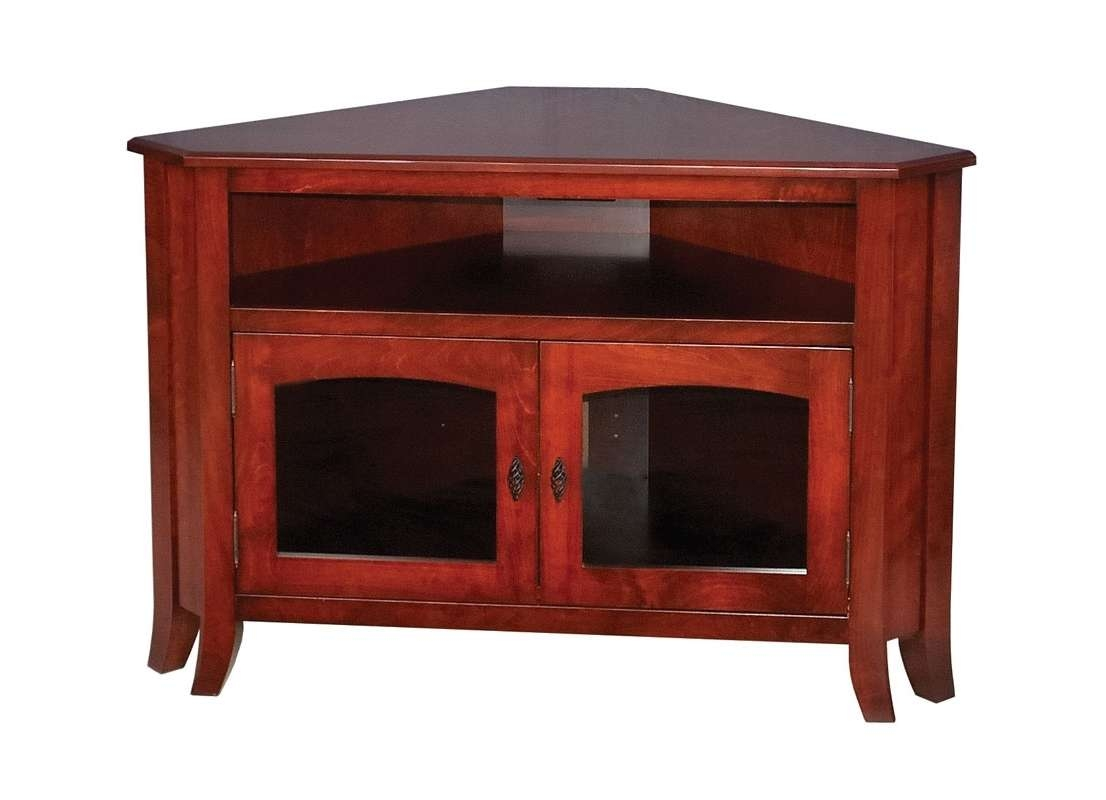 Red Corner Tv Cabinet • Corner Cabinets With Regard To Red Tv Cabinets (View 8 of 20)