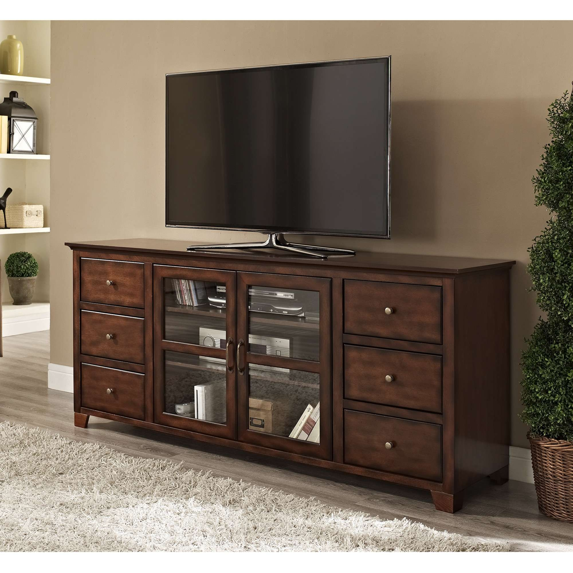Regaling Doors To Hide Tv Home Furniture Ideas And Cargo Large Tv Inside Tv Cabinets With Drawers (View 11 of 20)