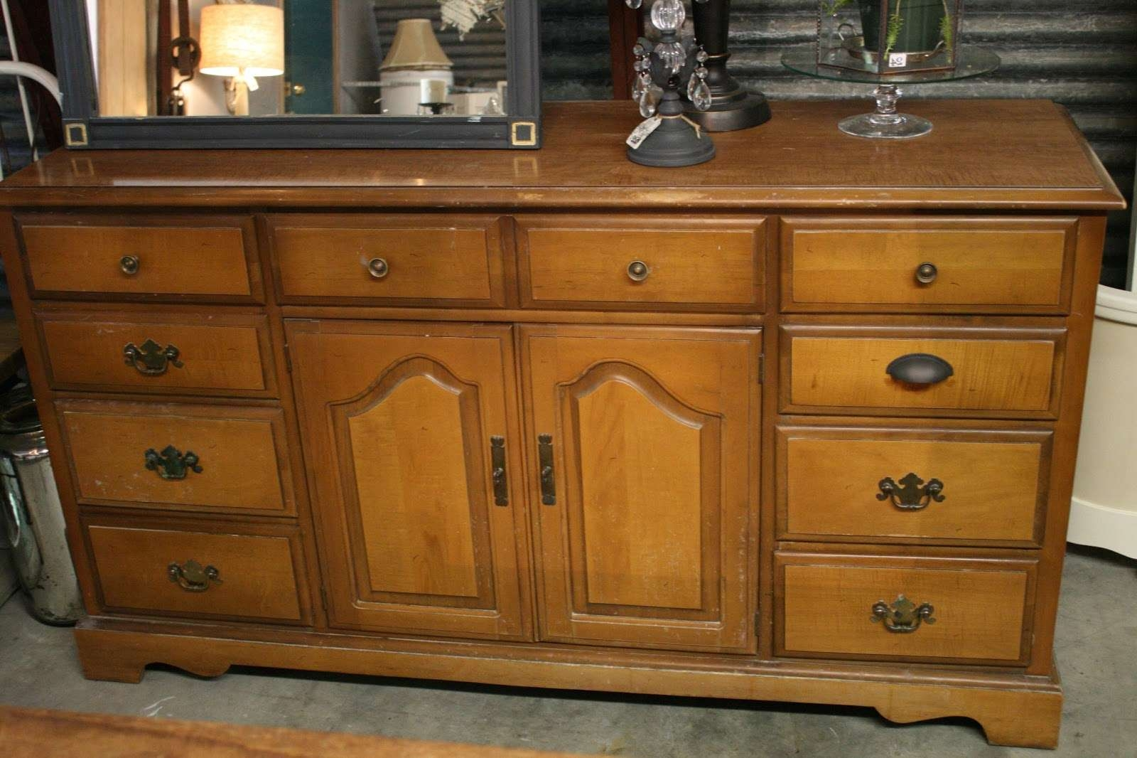 Reloved Rubbish: Arles Chalk Paint Buffet With Regard To Chalk Painted Sideboards (View 16 of 20)