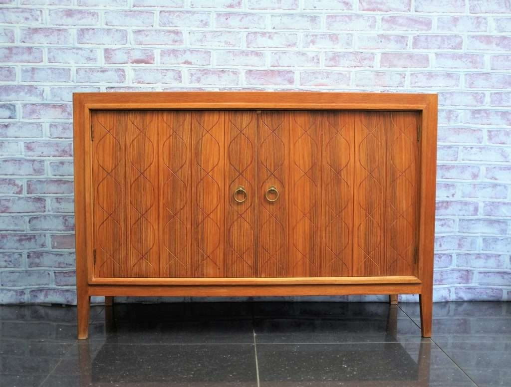 Reserved: 1950s Helix Sideboardgorden Russell – Cambrewood Inside Gordon Russell Helix Sideboards (View 16 of 20)