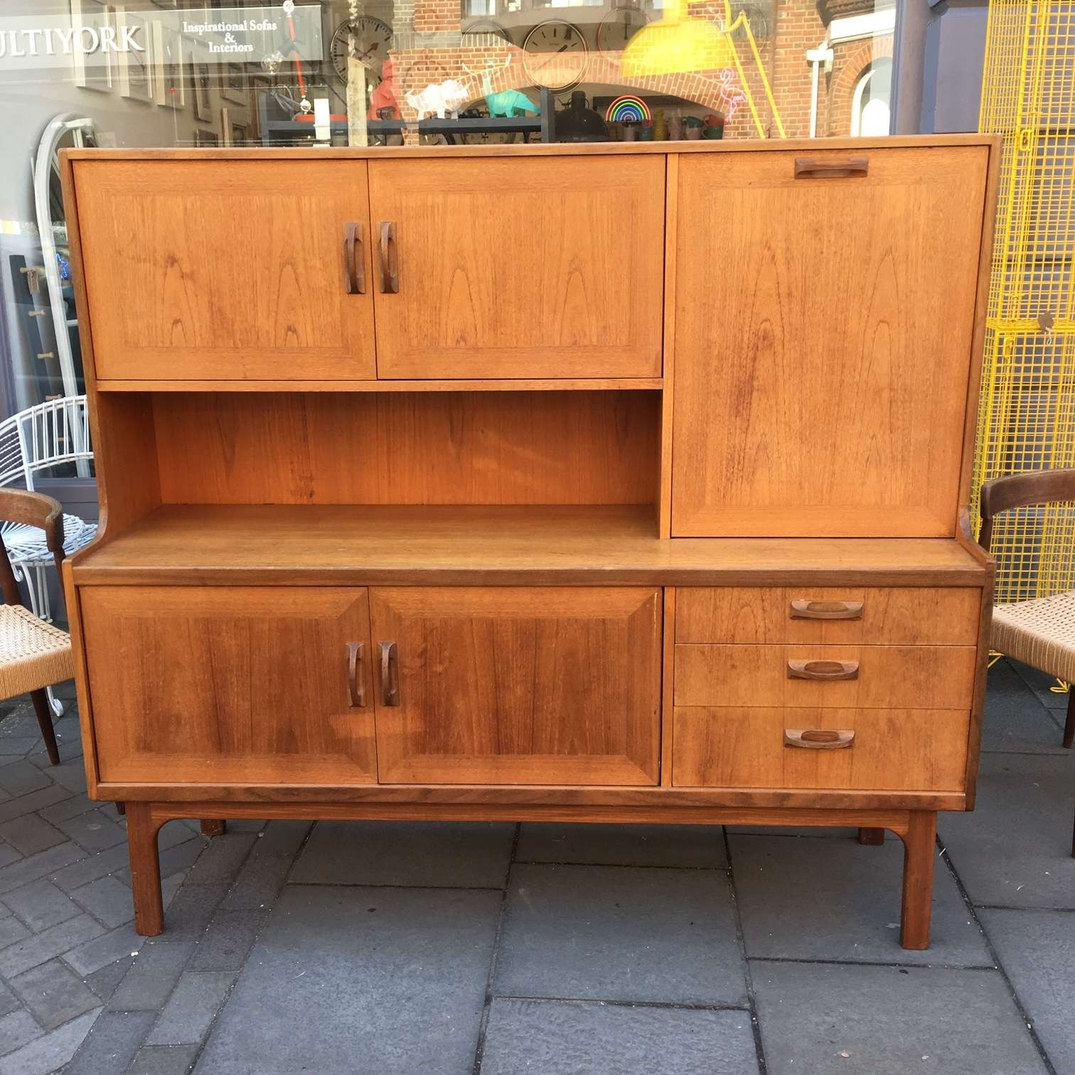 Retro G Plan Dresser – The Consortium, Vintage Furniture Throughout G Plan Sideboards (View 10 of 20)