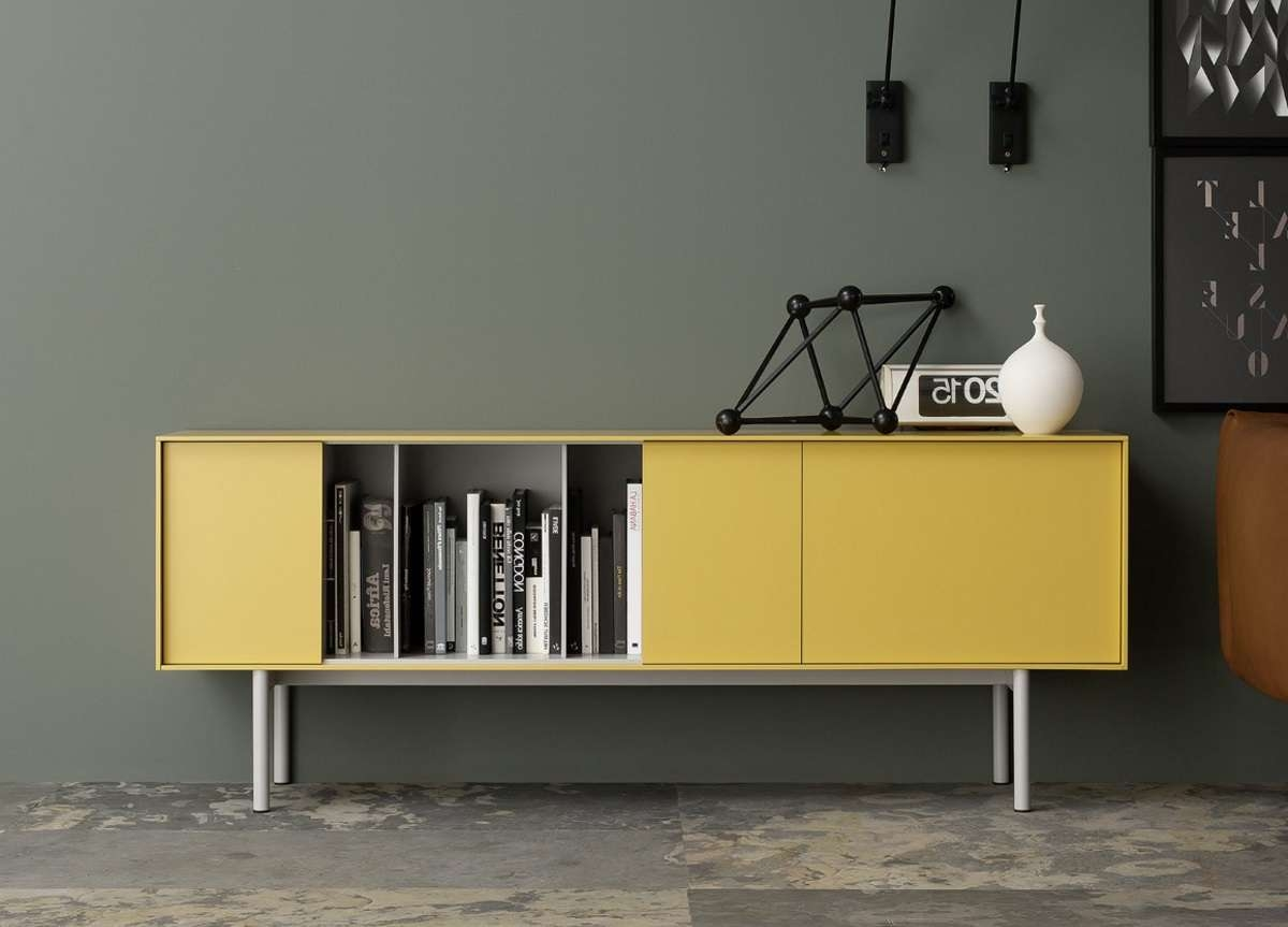 Reverse Medium Sideboard – Contemporary Sideboards & Modern Furniture Inside Contemporary Sideboards (View 16 of 20)